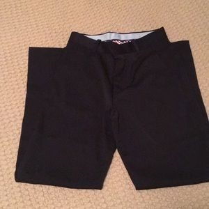 Boys navy blue dress pants